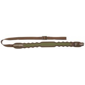 Bretelle fusil Niggeloh avec attaches rapides / Vert