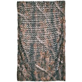 Filet de camouflage Stepland antireflet 3D Forêt 3 m