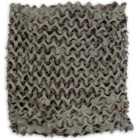 Rouleau de filet de camouflage réversible Stepland / 50 m