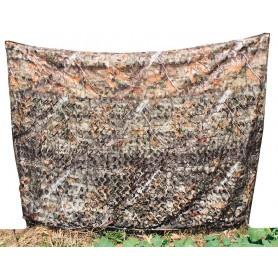 Filet de camouflage Stepland avec haut en mesh 3 m