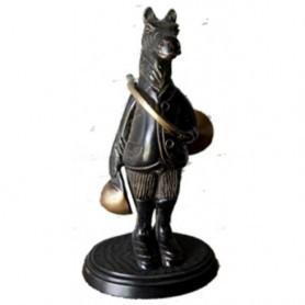 Figurine Cheval en bronze