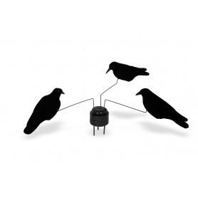 Manège électrique 3 Corbeaux