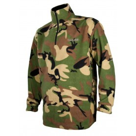 Sweat polaire Treeland Camo T296