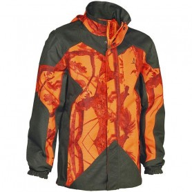 Veste de chasse Percussion Predator R2 GhostCamo B&B