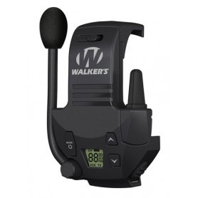 Kit talkie-walkie pour casque antibruit Walker's Razor