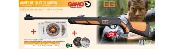 Carabine à plomb Gamo Bear Grylls Survival kit / 4,5 mm