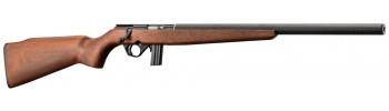 Carabine 22LR silencieuse Mossberg 802 Plinskter bois