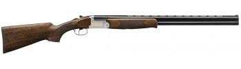 Fusil superposé Fair Classic Acier / cal. 12/76 - bascule grise - monodétente