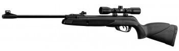 Carabine à plomb Gamo Black Shadow Combo - Cal. 4,5 mm