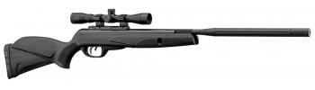 Carabine à plomb Gamo Black Bull Combo - Cal. 4,5 mm