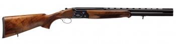 Fusil superposé Country Bécassier / Cal. 12/76 - canons 61 cm CI + rayé