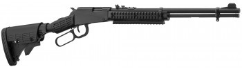 Carabine 22LR lever action Mossberg Tactical 464 SPX