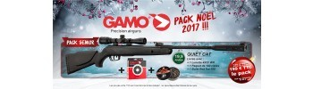 Pack Noël 2017 Gamo Senior - 4,5 mm