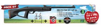 Pack cerise Gamo GT - Cal. 4,5 mm