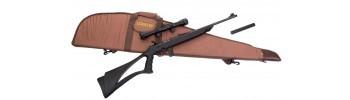 Pack carabine 22LR Mossberg 802 Plinkster synthétique