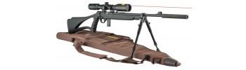 Pack sniper carabine 22LR Mossberg Plinkster 802 synthétique