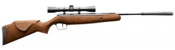 Carabine air comprimé Stoeger X5 Bois Combo / 4,5 mm