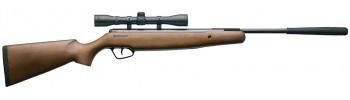 Carabine air comprimé Stoeger X10 Bois Combo / 4,5 mm
