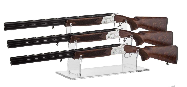 porte fusil en plexiglass r teliers s curit armes. Black Bedroom Furniture Sets. Home Design Ideas