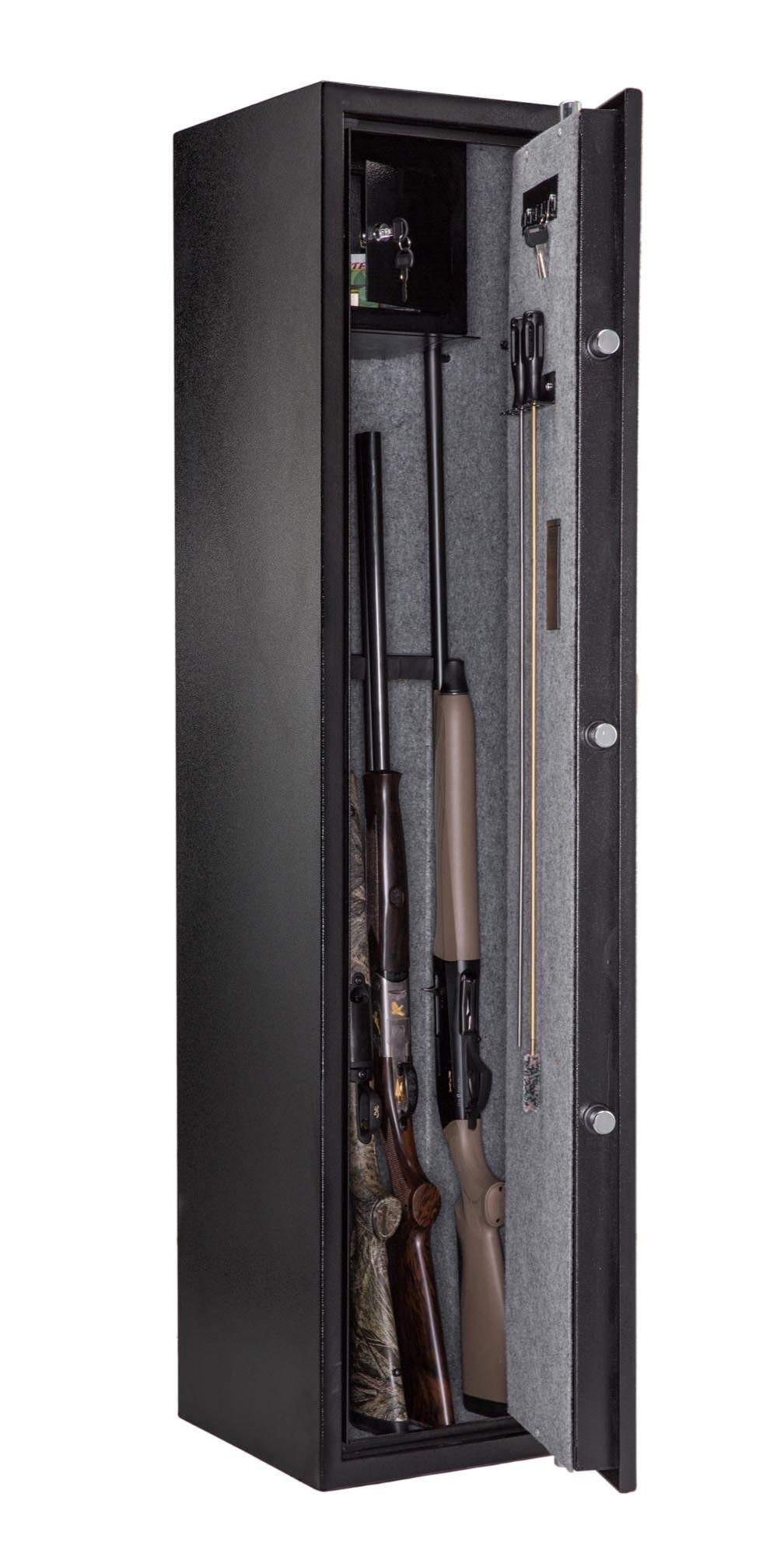 armoire forte buffalo river digital premium 7 armes. Black Bedroom Furniture Sets. Home Design Ideas