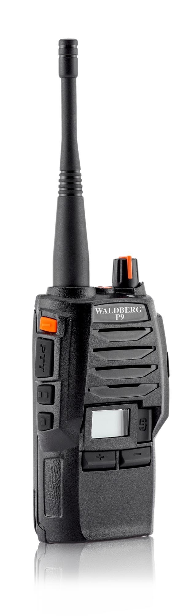 talkie walkie walderg p9 avec oreillette talkies walkies t l phones mobiles made in chasse. Black Bedroom Furniture Sets. Home Design Ideas