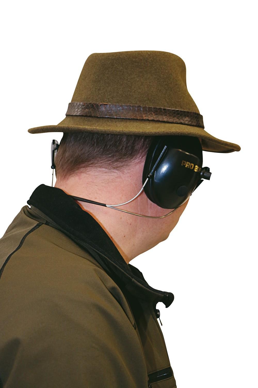 casque antibruit pro ears pro 200 tour de cou oreillettes et casques antibruit made in chasse. Black Bedroom Furniture Sets. Home Design Ideas