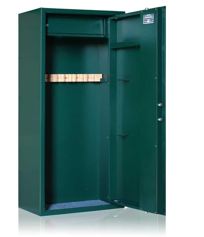 armoire forte elite master 12 armes coffre armoires. Black Bedroom Furniture Sets. Home Design Ideas