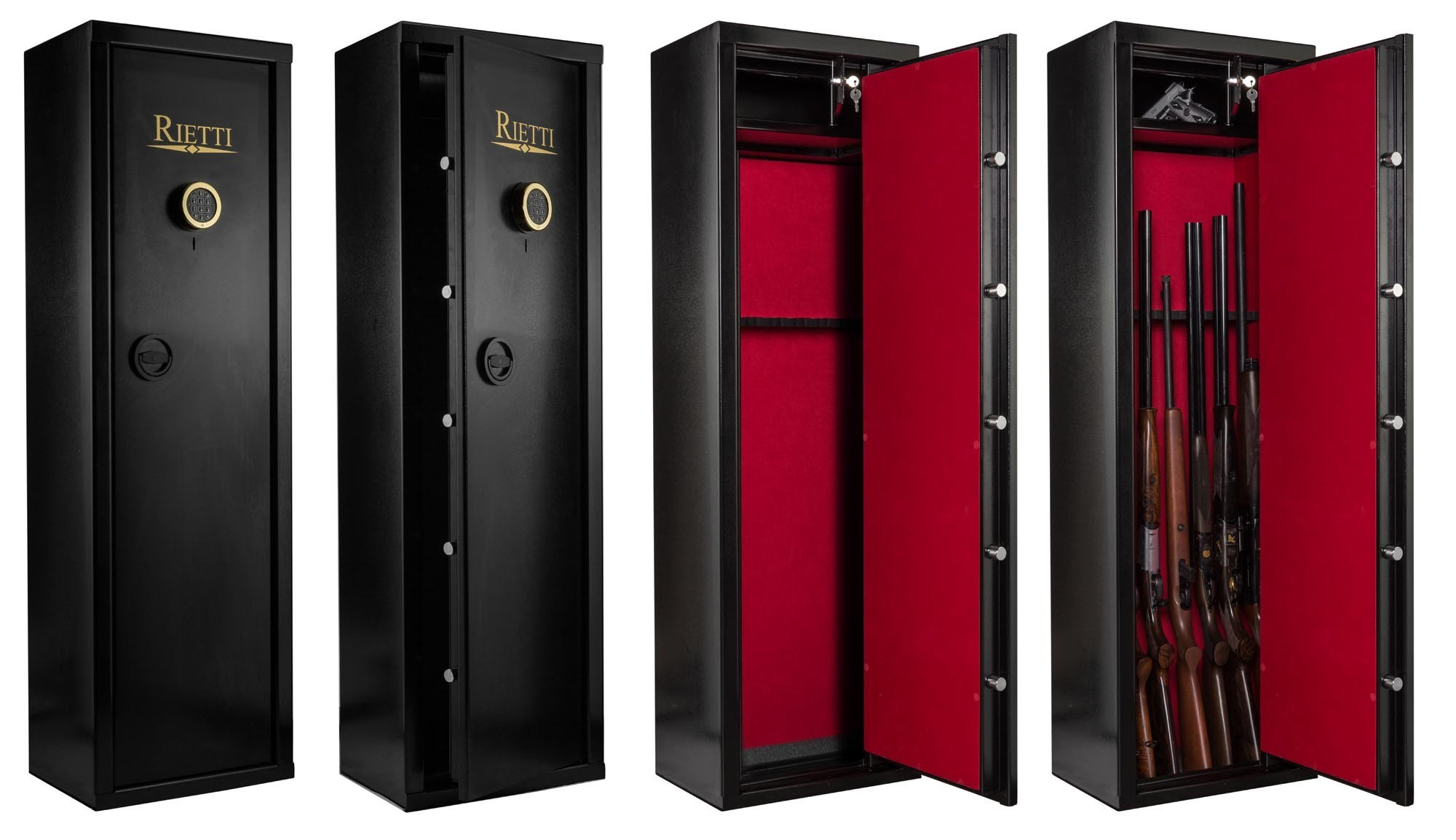 armoire forte rietti premium digital 7 armes armoires. Black Bedroom Furniture Sets. Home Design Ideas