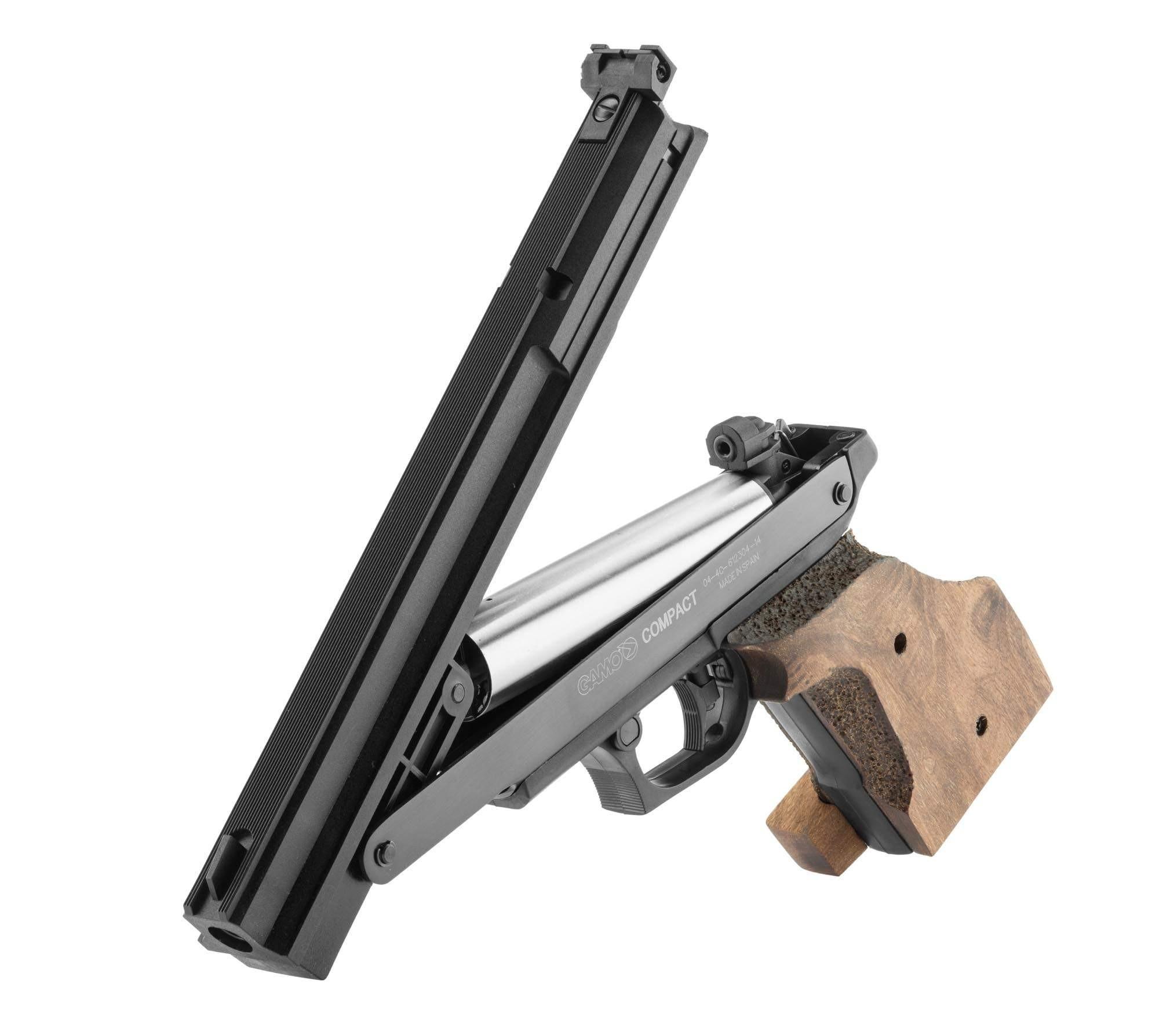 pistolet air comprim gamo compact droitier cal 4 5 mm pistolets air comprim co2. Black Bedroom Furniture Sets. Home Design Ideas
