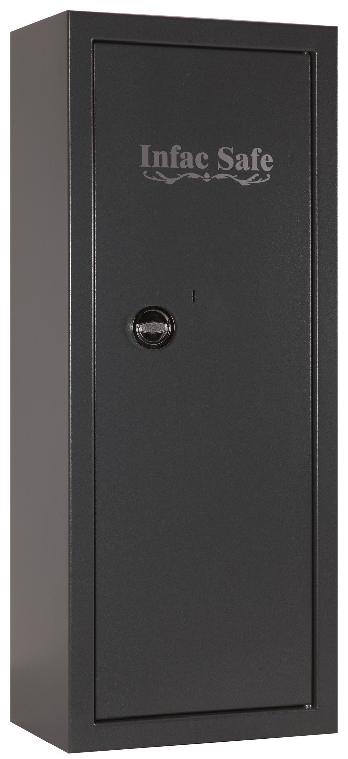 armoire forte infac classic 20 ou 10 armes tag res. Black Bedroom Furniture Sets. Home Design Ideas