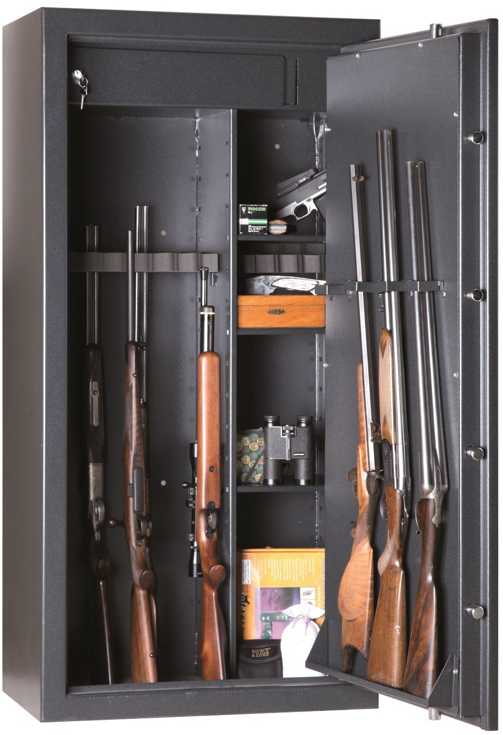Armoire forte infac classic 30 ou 20 armes tag res - Armoire a fusil promotion ...