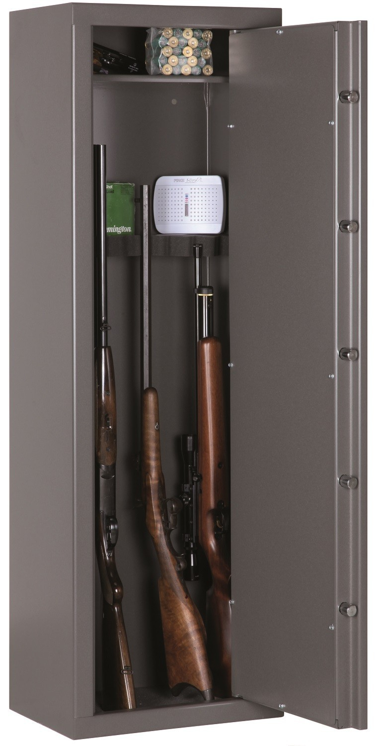 armoire forte infac first protection compact 16 armes. Black Bedroom Furniture Sets. Home Design Ideas