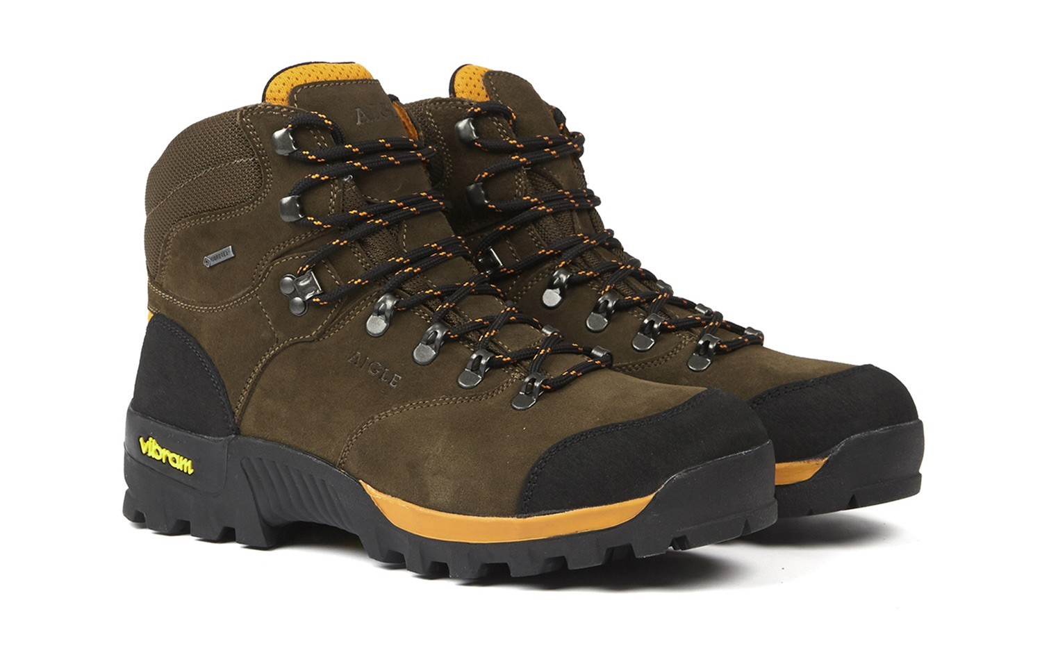 Iweh29d Chaussures Aigle Chasse Gtx Techniques Mid De Altavio Ygyvbf76