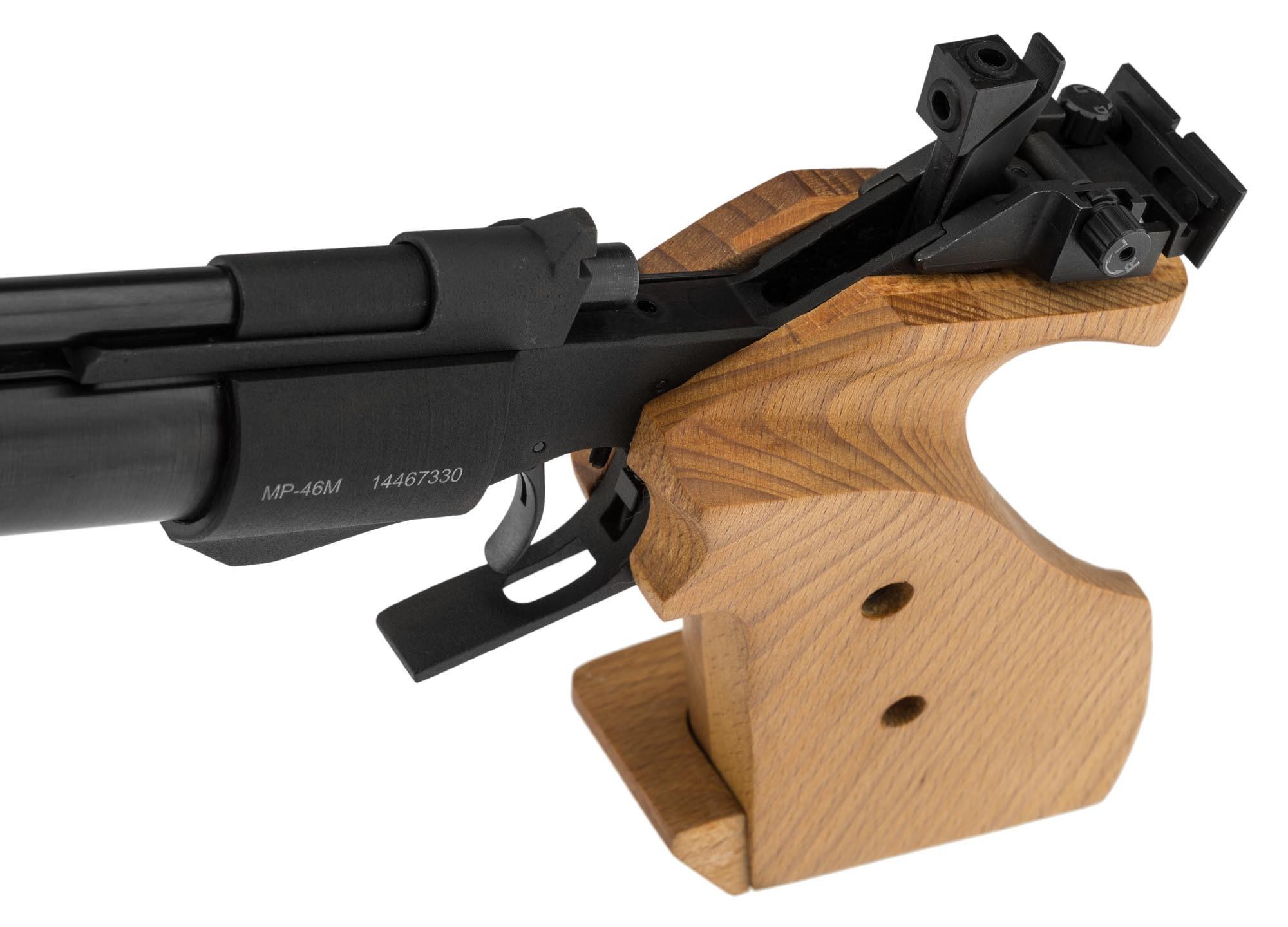 pistolet air comprim ba kal match mp 46m cal 4 5 mm pistolets air comprim co2 made. Black Bedroom Furniture Sets. Home Design Ideas