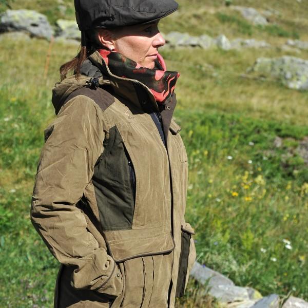 veste de chasse femme stagunt opale vestes de chasse femme made in chasse. Black Bedroom Furniture Sets. Home Design Ideas