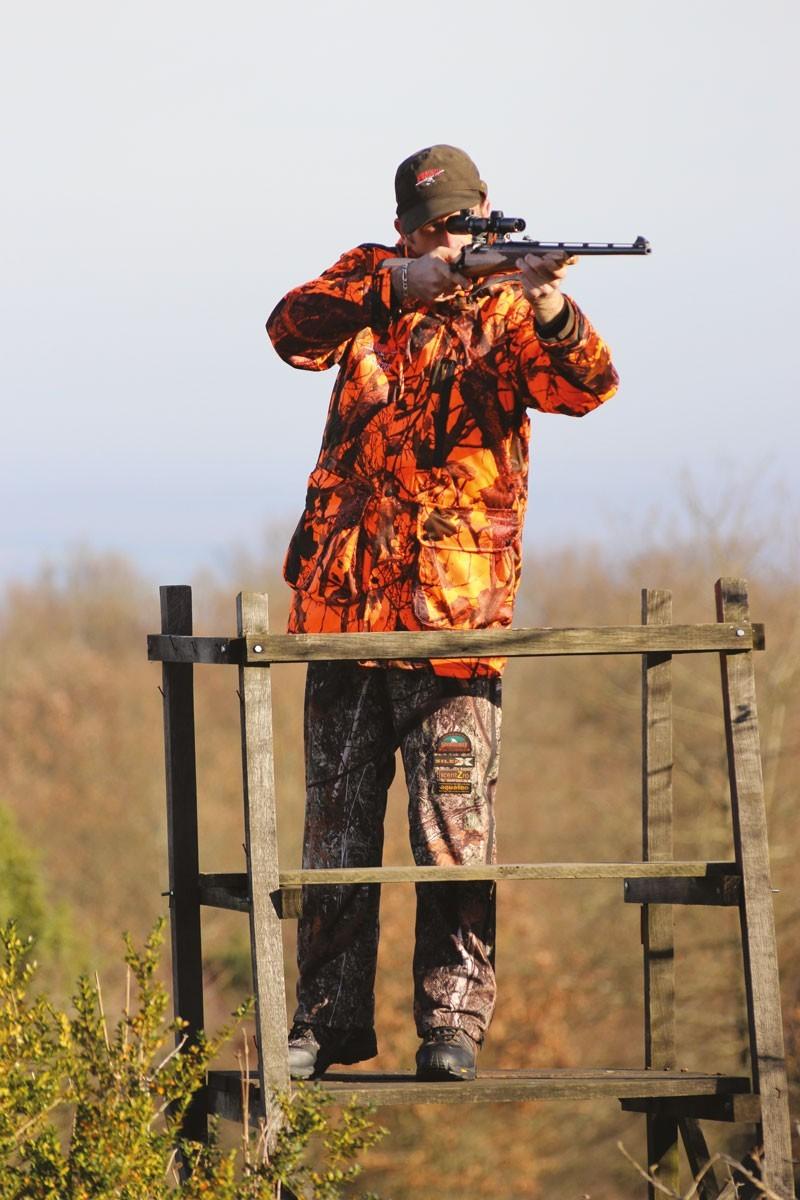 Veste de chasse sportchief georgian bay blaze - Equipement de chasse ...
