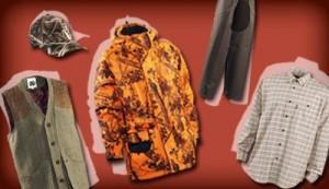 Vêtement de chasse