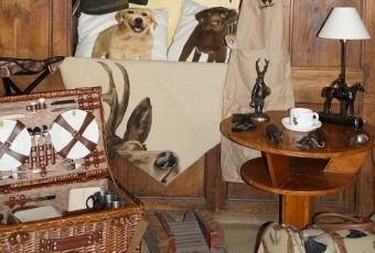 Art de vivre chasse pour la d coration de la maison du for Decoration maison chasse
