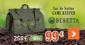 Sac Game Keeper BERETTA